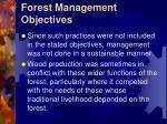 forest management objectives2