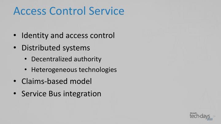 Access Control Service