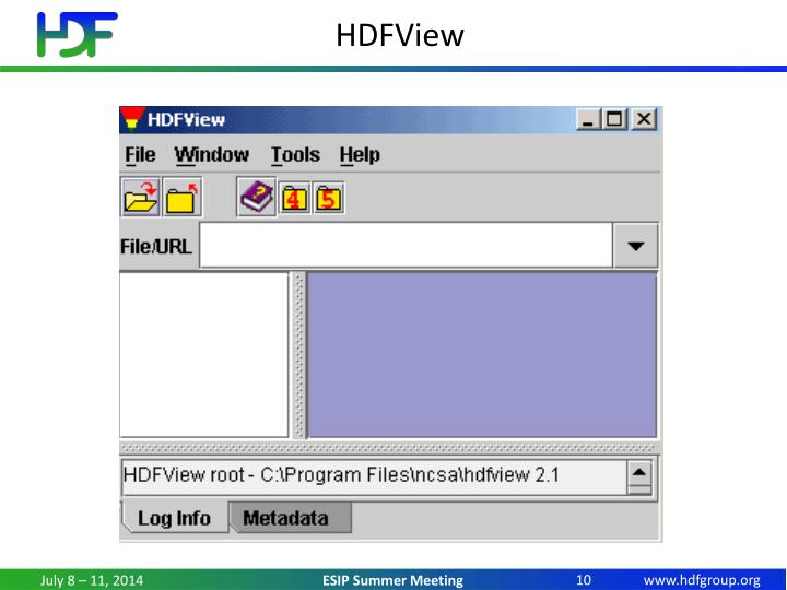 HDFView