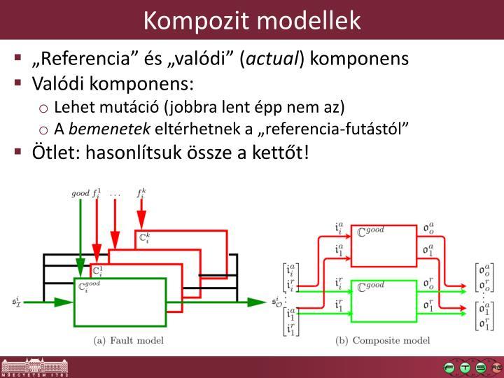 Kompozit modellek