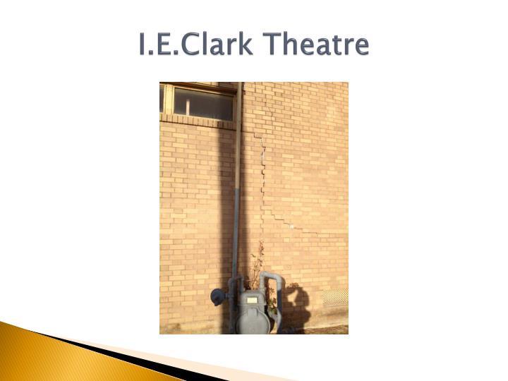 I.E.Clark