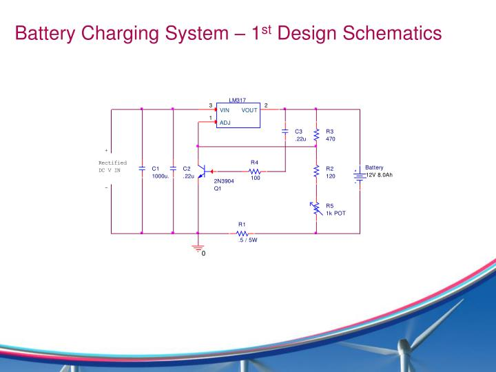 Battery Charging System – 1