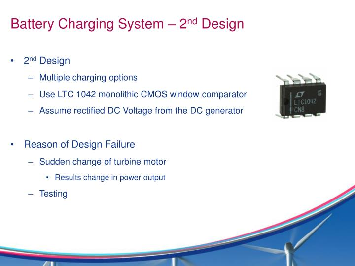 Battery Charging System – 2