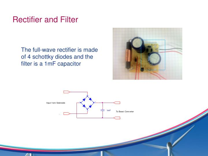 Rectifier and Filter