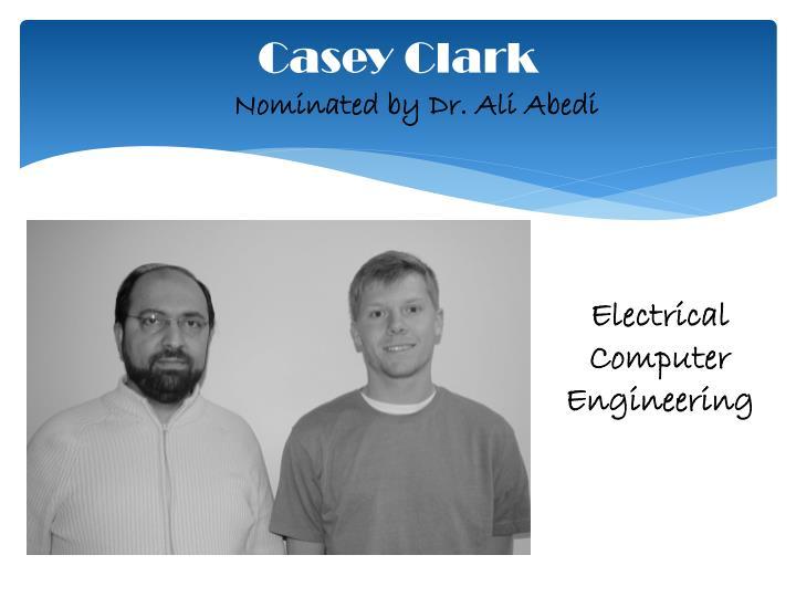 Casey Clark