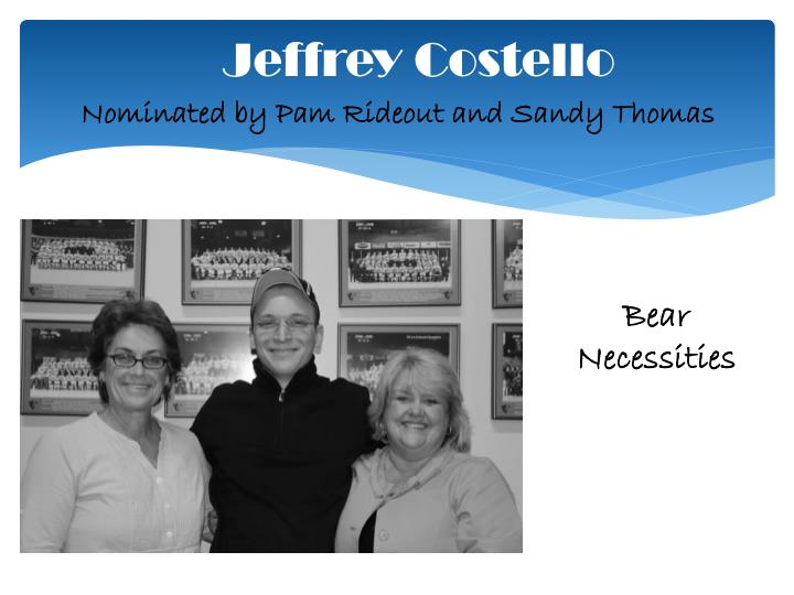 Jeffrey Costello
