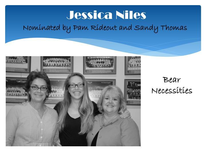 Jessica Niles