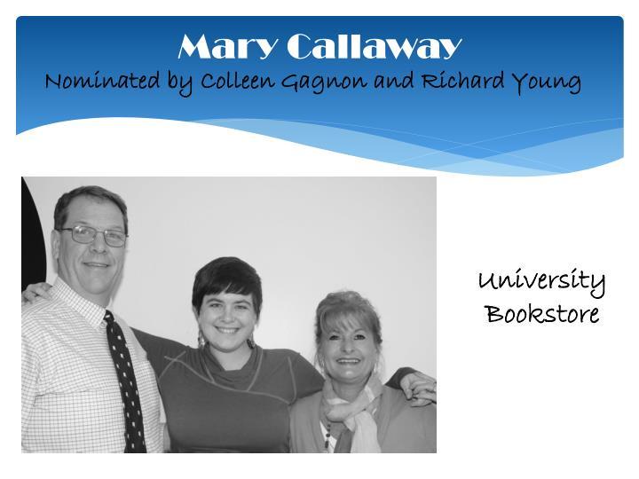 Mary Callaway