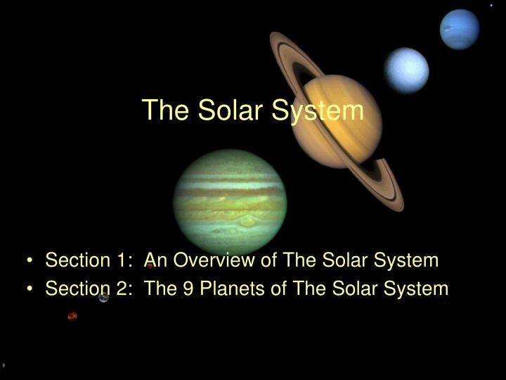 an overview of mars a planet in the solar system Overview in depth by a star mars is the fourth planet from the sun at an average the moon's environment — which is unlike any other in the solar system.