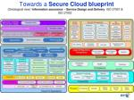 towards a secure cloud blueprint
