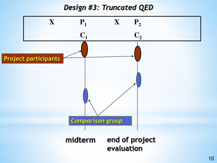 Design #3: Truncated