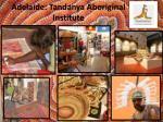 adelaide tandanya aboriginal institute