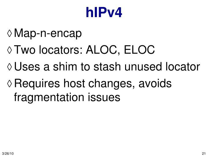 hIPv4