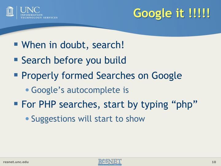 Google it !!!!!