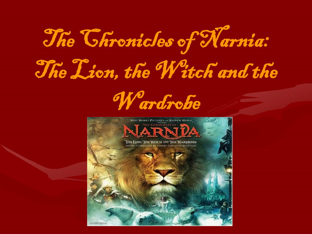 the lion the witch and the wardrobe chapter 4