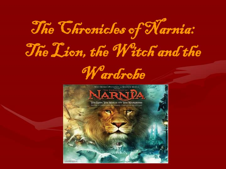 the chronicles of narnia the lion the witch and the wardrobe n.