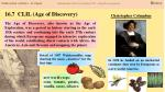 16 7 clil age of discovery