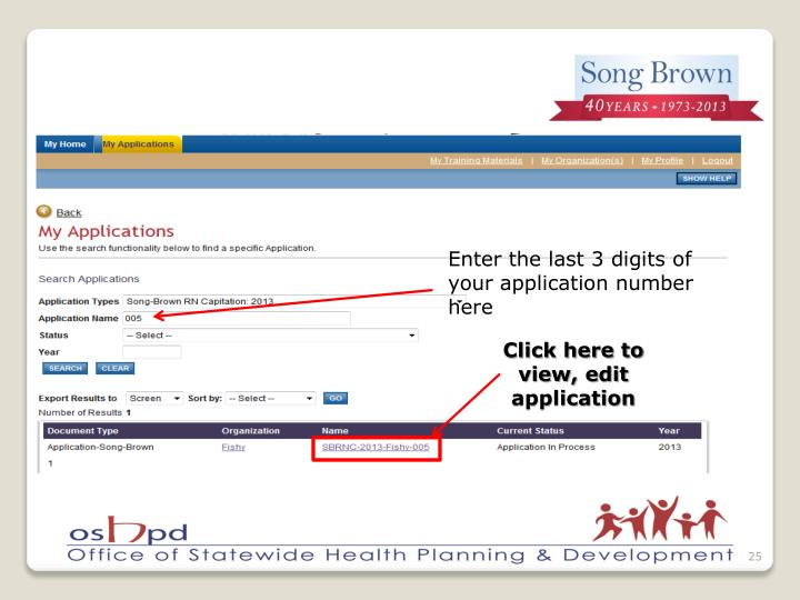 Enter the last 3 digits of your application number here
