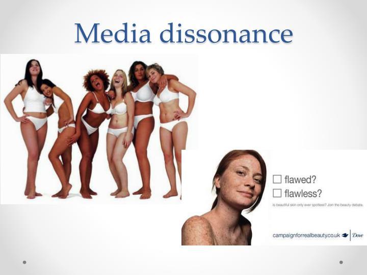 Media dissonance