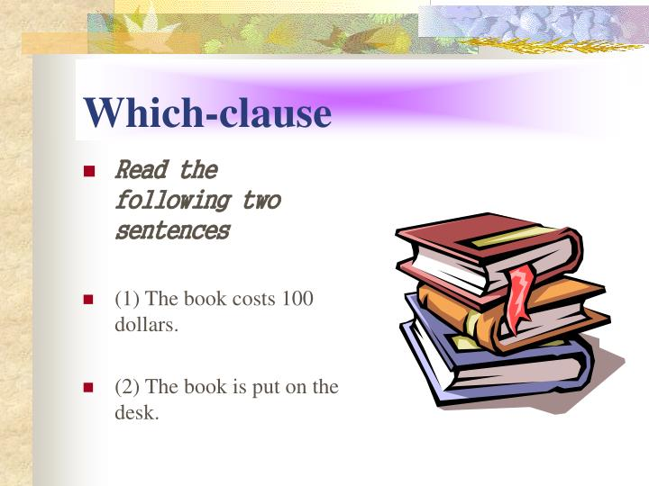 Which-clause