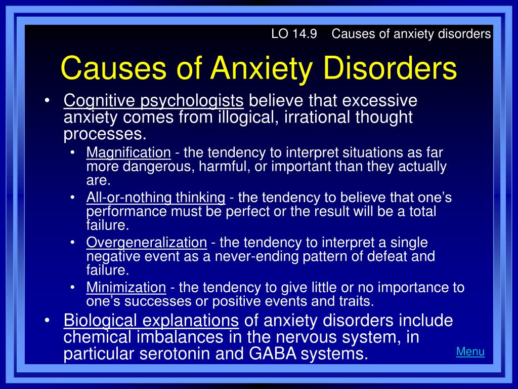 PPT - Psychological Disorders PowerPoint Presentation ...