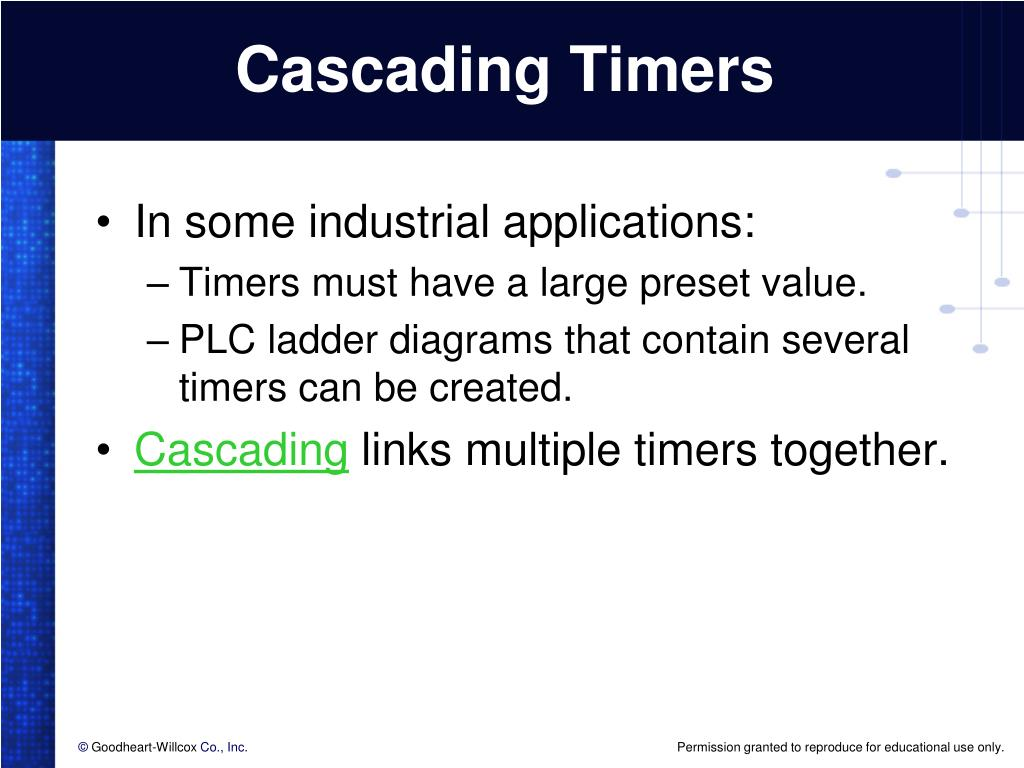 Ppt - Plc Timer Instructions Powerpoint Presentation
