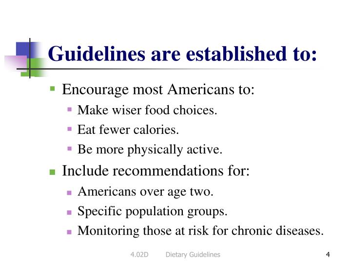 dietary guidelines for north americans and suggested food choices According to anand, the team's interdisciplinary study is one of the first papers to look at how the adoption of western dietary guidelines by the global population would translate into food production, including imports and exports, and specifically how that would dictate land use and the fallouts of that.