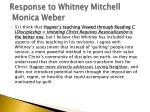 response to whitney mitchell monica weber8