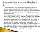 resurrection andrew shepherd 2