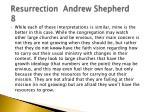 resurrection andrew shepherd 8