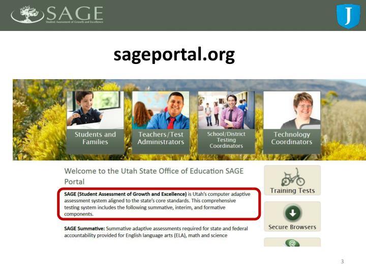 2014 sage summative training