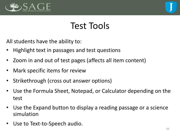 Test Tools