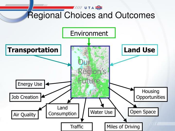 Our Region's Future