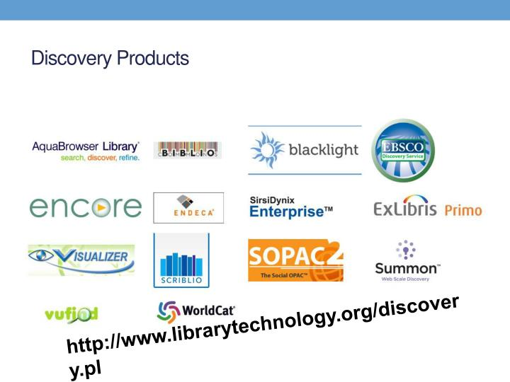 Discovery Products