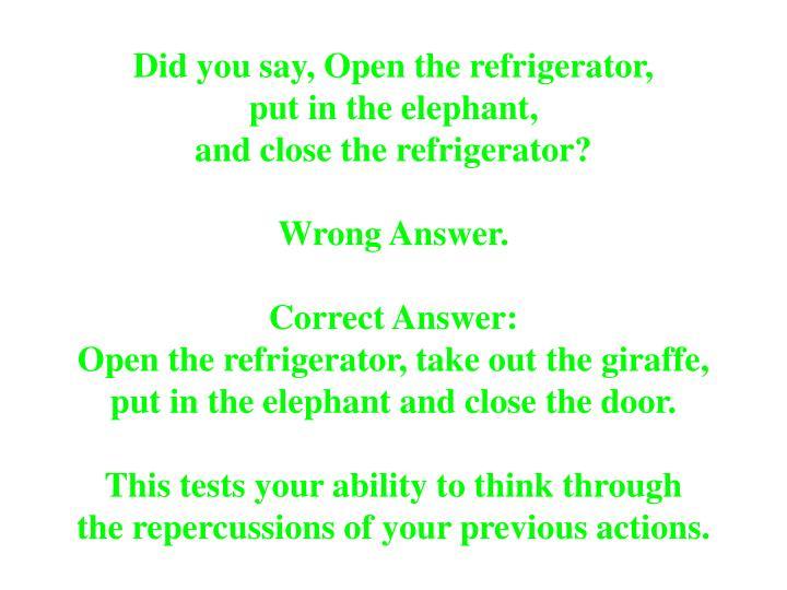 ppt the giraffe test powerpoint presentation id 2403935