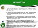 income tax18