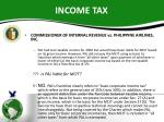 income tax5