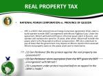 real property tax1