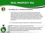 real property tax6