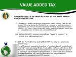 value added tax10