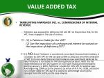 value added tax2