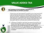 value added tax4