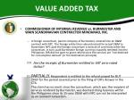 value added tax8