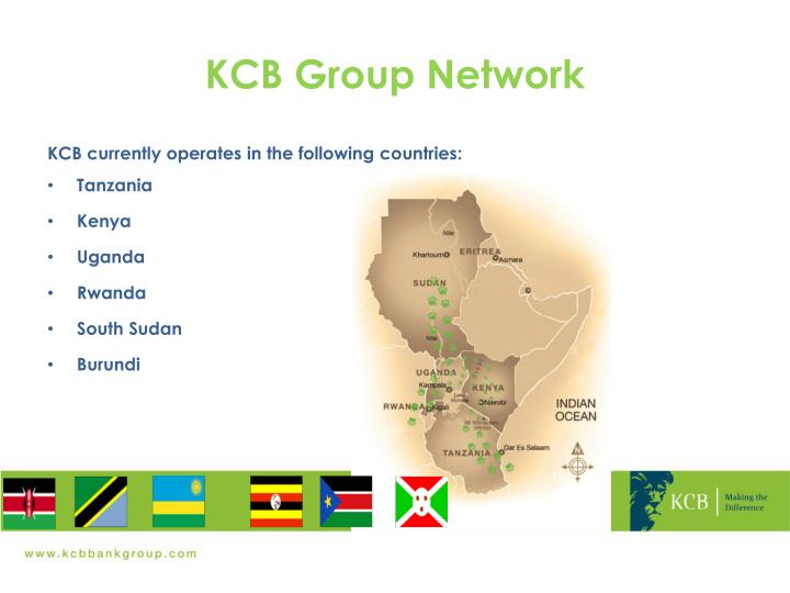 KCB Group Network