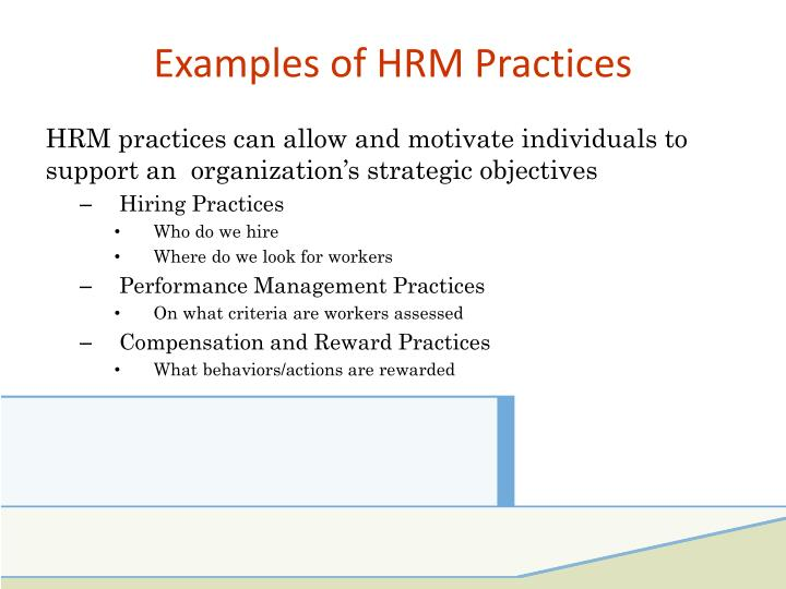 hrm assessment Human resources management assessment approach purpose this assessment approach is intended to help users identify and address hrm systems issues.