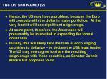 the us and namu 2