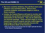 the us and namu 3