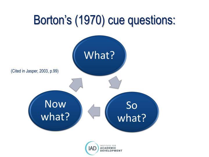 Borton's