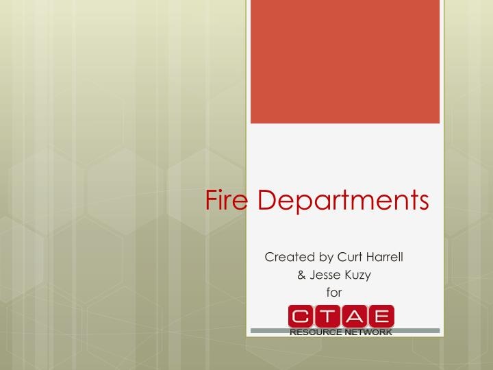 fire departments n.
