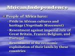 african independence1